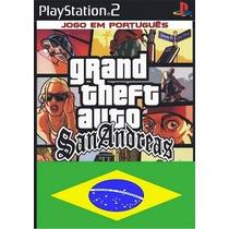 Gta San Andreas Legendado Ps2 Patch - Promoção!!!