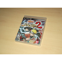 Ps3 - Naruto Shippuden Ultimate Ninja Storm 2 (americano)