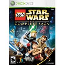 Lego Star Wars: The Complete Saga - Temos E-sedex