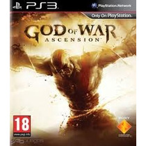 God Of War Ascension Ps3 Português Codigo Psn!