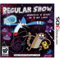 Jogo Regular Show Mordecai And Rigby In 8 Bit Nintendo 3ds