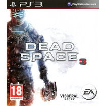 Dead Space 3 - [ps3] Lacrado