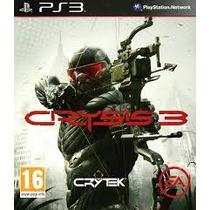 Crysis 3 Ps3 Envio Imediato - Codigo Psn!