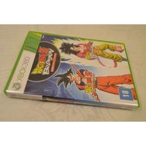 Dragon Ball Z Budokai Hd Collection - Original - Xbox 360