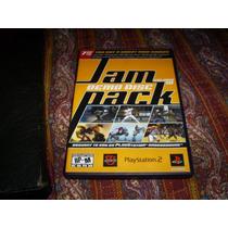 Jogos Originais Ps2 - Jam Pack Volume 10