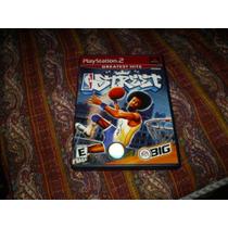 Jogos Originais Ps2 - Nba Street