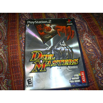 Jogos Originais Ps2 - Duel Masters: Limited Edition