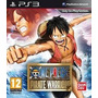 Kit One Piece Pirate Warriors Ps3 Edition - Artgames
