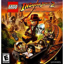 Lego Indiana Jones 2 The Adventure Continues Ps3 Original