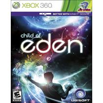 Jogo Xbox 360 - Child Of Eden - Novo