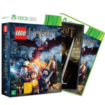 Jogo Lego Hobbit Ed.limitada Xbox 360 - Totalmente Português