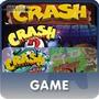 Crash Bandicoot 1, 2 E 3 Pack Playstation 3 Ps3