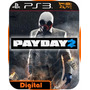 Payday 2 - Pay Day 2 Ps3 Psn Endps Games