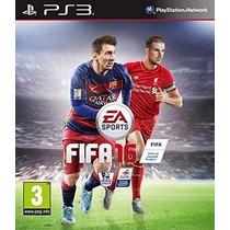 Jogo Ps3 Fifa 2016 Original Pré-venda