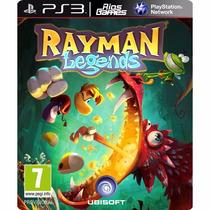 Rayman Legends - Psn Ps3 - Riosgames