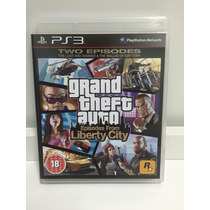 Ps3 - Gta Iv 4 - Episodes From Liberty City - Grand Theft