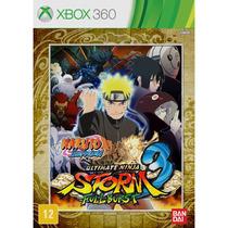 Naruto Ultimate Ninja Storm 3 Full Burst - Xbox 360