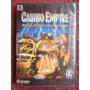 Casino Empire - Jogo Pc Original Excel Estado 2 Cd Age