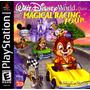 Lacrado! Ps1 Walt Disney World Quest Magical Racing Tour