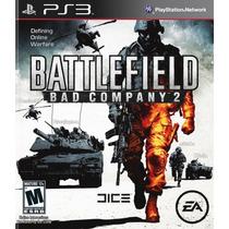 Battlefield Bad Company 2 - Original Ps3 - Novo Lacrado