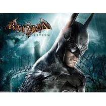 Batman: Arkham Asylum - Ps3 (leia A Descrição)