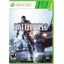 Battlefield 4 Português Xbox 360 Original Lacrado