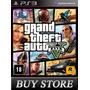Gta V - Grand Theft Auto 5 Gta V - Ps3 - Psn