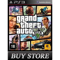 Gta V - Grand Theft Auto 5 Gta V - Ps3 - Psn