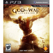 God Of War Ascencion, Portugues Ps3 , Codigo Psn !!!