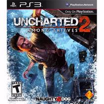 Uncharted 2 Among Thives 2015 Ps3 Original Pronta Entrega