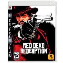 Jogo Red Dead Redemption Para Playstation 3 (ps3)