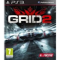 Grid 2 Ps3, Portugues!! Barato!! Codigo Psn!