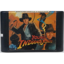 Instruments Indiana Jones Jogo Usado Mega Drive Original
