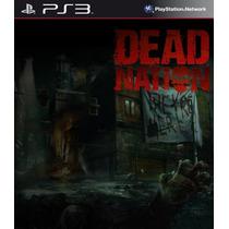 Dead Nation Ps3 + 9-in1 Mega Pack Ps3