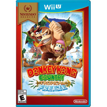 Donkey Kong Dk Country Tropical Freeze Wii U E-sedex 6,07