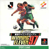 Winning Eleven 97 J-league - Playstation 1 - Frete Gratis.