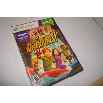 Xbox 360 Jogo Kinect Adventures ! Requires Kinect Sensor