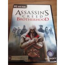 Jogo Para Pc Assassins Creed Brotherhood Original Pt-portuga