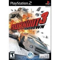 Burnout 3 Takedown Ps2 Patch - Compre 1 E Leve 2