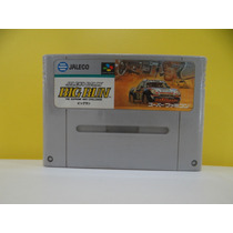 Jaleco Rally Big Run - Super Famicom