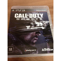 Call Of Duty Ghosts Para Ps3 - Novo - Lacrado