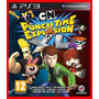 Cartoon Network Punch Time Ps3 Psn Ben 10