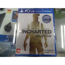 Uncharted The Nathan Drake Collection Ps4 09/10 Lançamento