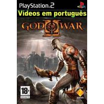 Patch Deus Da Guerra - God Of War 2 / Português Ps2