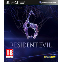Resident Evil 6 Ps3 Menus E Legendas Português Br