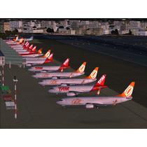Tráfego Aéreo Para Flight Simulator X