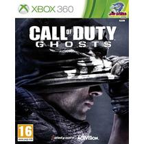Jogo Xbox 360 - Call Of Duty Ghosts - Usado