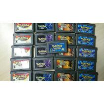 Pokemon Sapphire Version Gba Game Boy Advance.