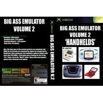 Emulador Portateis No Xbox 2001 - Gameboy Color Advanced