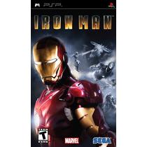 Jogo Homem De Ferro / Iron Man - Psp - Sony - Oferta!!!